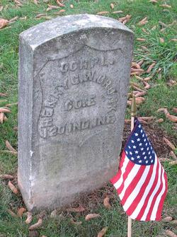 Henry George Washington Cronk