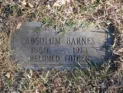 Absolum Barnes