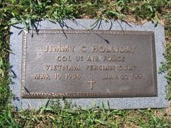 Jimmy C Jim Holliday