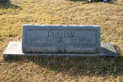 James Alexander Durham