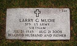 Larry George Mudie