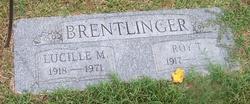 Lucille M Brentlinger