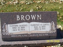 Clifford Ulysses Brown
