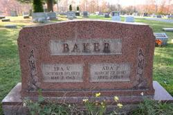 Ada Permelia <i>Mellott</i> Baker
