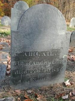Abigail <i>Rust</i> Leavitt