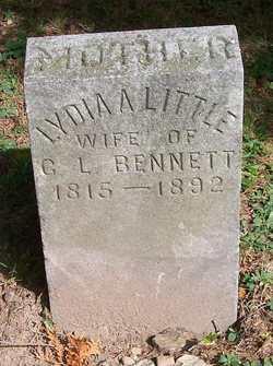 Lydia Ann <i>Little</i> Bennett