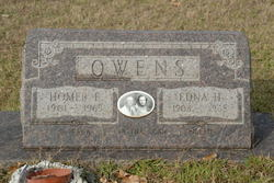 Edna <i>Hamilton</i> Owens