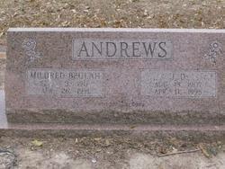 J. D. Andrews