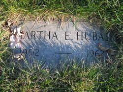 Martha Elizabeth <i>Olson</i> Hubas