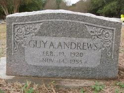 Guy A. Andrews