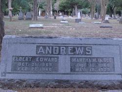 Elbert Edward Andrews