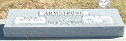 J E Armstrong