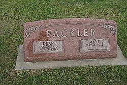 Dean Calvin Fackler