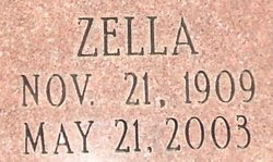 Zella Bell