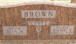 Lula M. Brown