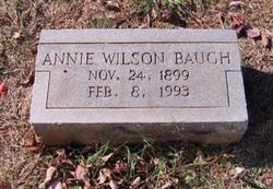 Annie <i>Wilson</i> Baugh