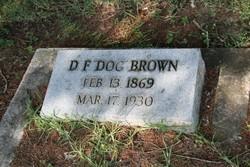 D F Brown