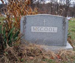 Lieut Louis Albert McCool