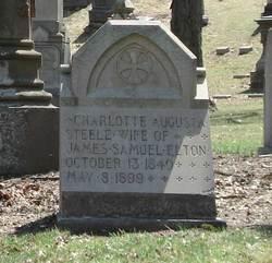 Charlotte Augusta <i>Steele</i> Elton