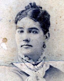 Sarah Elizabeth <i>Strock</i> Johnson