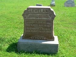 Elizabeth J. <i>Shannon</i> Cleveland
