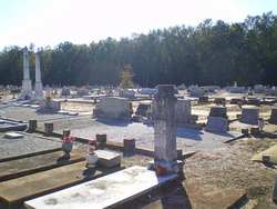 Bluff Springs Baptist Church Cemetery