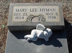 Mary Lee Hyman