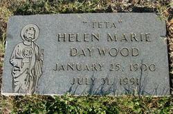 Helen Marie <i>Buzette</i> Daywood