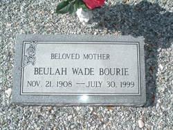 Beulah Leola <i>Wade</i> Bourie
