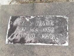 Martin Van Buren Wade