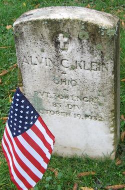 Alvin C Klein