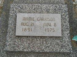 Mamie <i>York</i> Garrison
