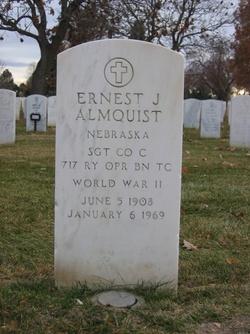 Ernest John Almquist