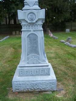 Isaac H Bergen