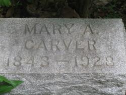 Mary Ann <i>League</i> Carver