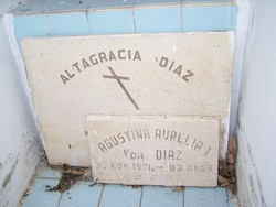 Agustina Aurelia <i>T</i> Diaz