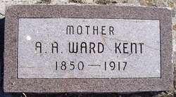 A A <i>Ward</i> Kent
