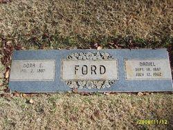 Dora E. <i>Beall</i> Ford