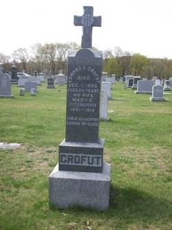 Mary E. <i>Fitzmorris</i> Crofut