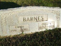 Emma <i>Sigler</i> Barnes