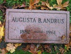 Augusta B. Andrus