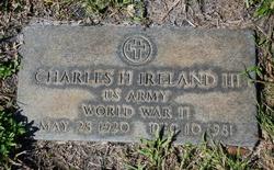 Charles Henry Ireland, III