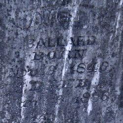 James Robert Ballard