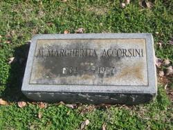 M. Margherita Accorsini