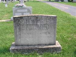 John Thomas Thomas Baldwin
