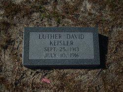 Luther David Keisler