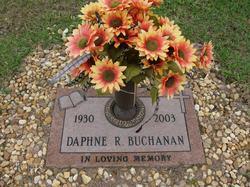 Daphne R Buchanan