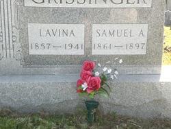 Lavina <i>Rupert</i> Grissinger