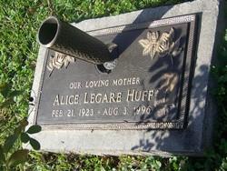 Alice <i>Legare</i> Huff