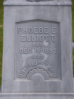 Phoebe E. Elliott